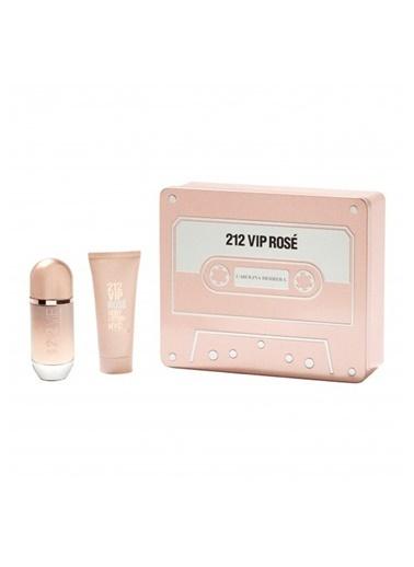 Carolina Herrera 212 Vip Edp Parfüm Ve Vücut Losyonu 2'Li Kadın Set Renksiz